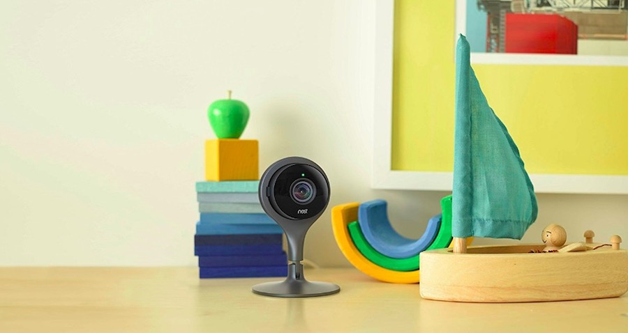 cámara interior Nest