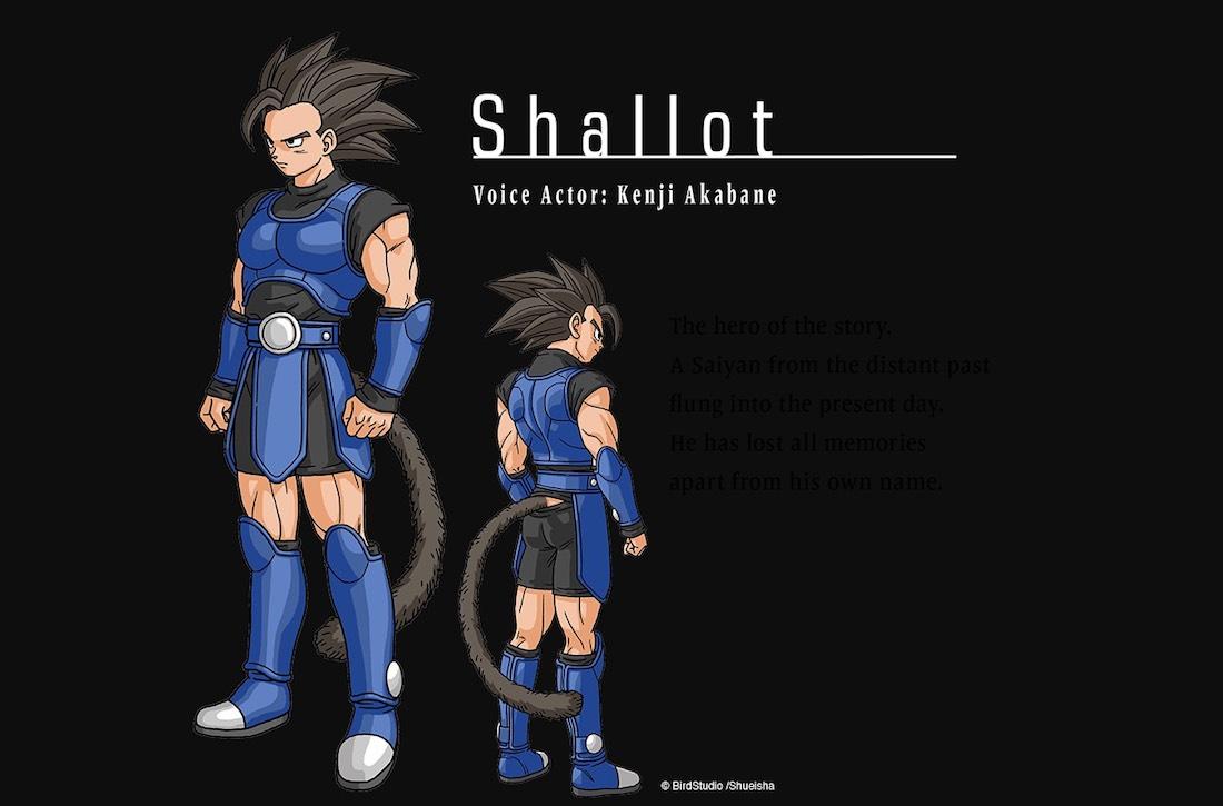 Dragon Ball Legends - Shallot
