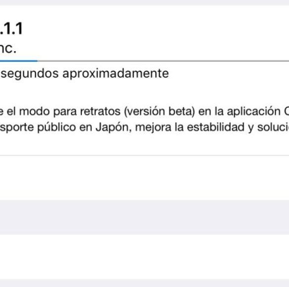 iOS 10.1.1 updated
