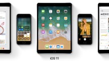 iOS 11 iPhone iPad