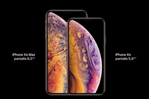 iPhone XS y XS Max