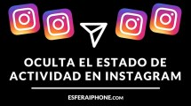 ocultar estado instagram
