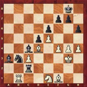 Noetzel vs Odendahl nach 30. Se1