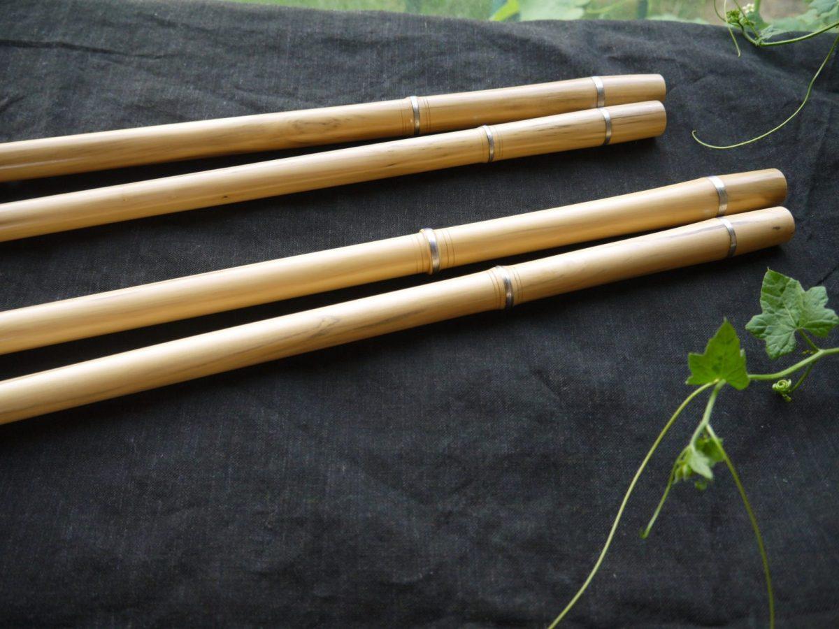 tubes buis pour flûtes doubles