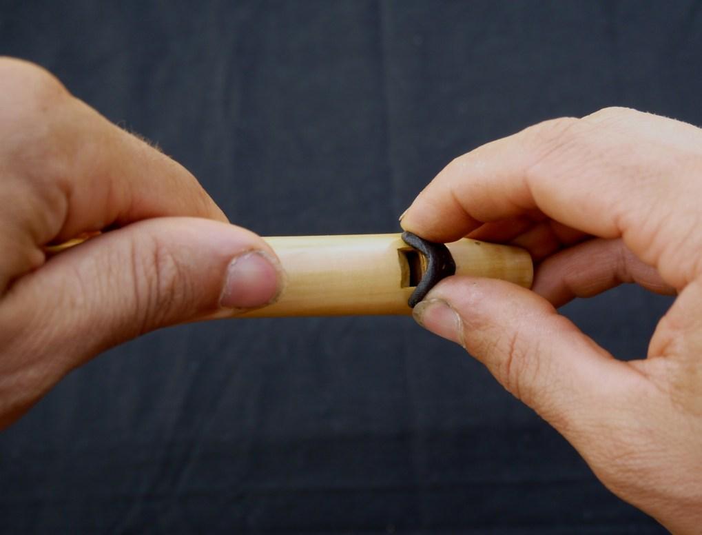 wax flute