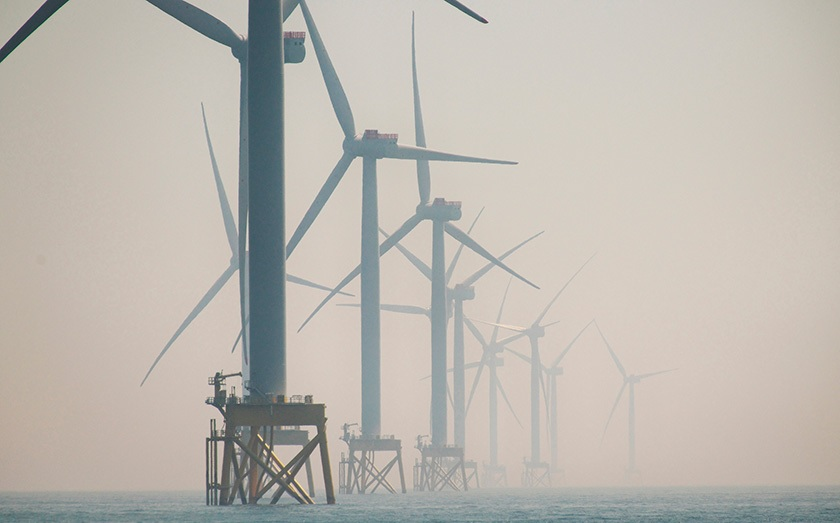 East Anglia Partners Complete Wind Farm Capable of Powering 630,000 Homes