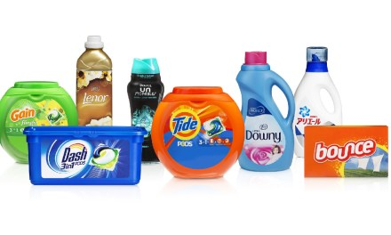 P&G Accelerates Emission Reduction Goals