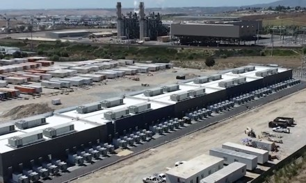 LS Power Energizes World's Largest Battery Storage Project in California