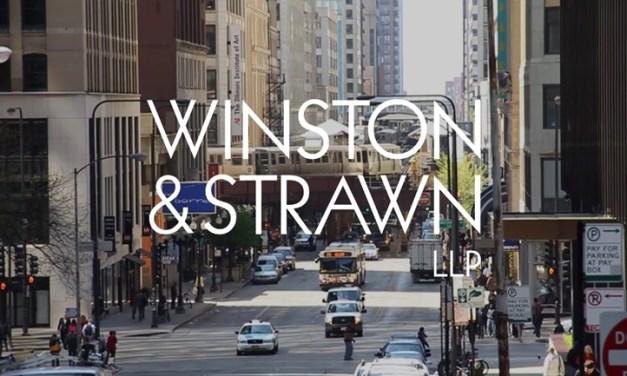International Law Firm Winston & Strawn Launches ESG Advisory Team