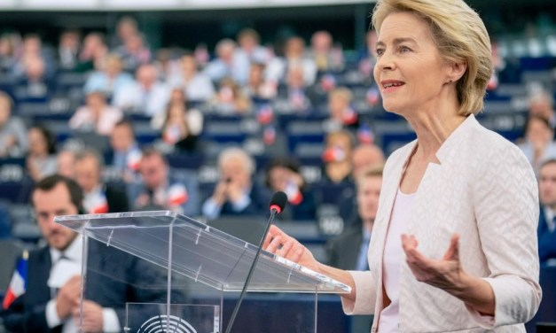 European Commission President's State of the Union: New 2030 Emissions Target, Green Bond Financing