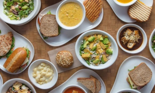 Panera First to Adopt WRI's New Climate-Friendly Cool Food Meals Label