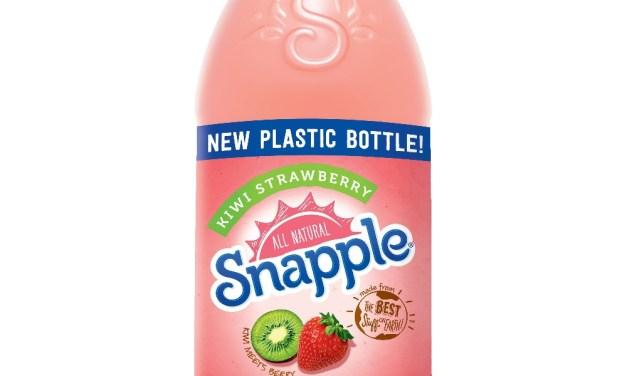 Keurig Dr Pepper Transitions 2 Key Brands to 100% Recycled Plastic Bottles
