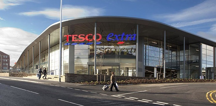 Tesco Establishes £2.5 Billion Credit Facility Linked to Environmental Targets