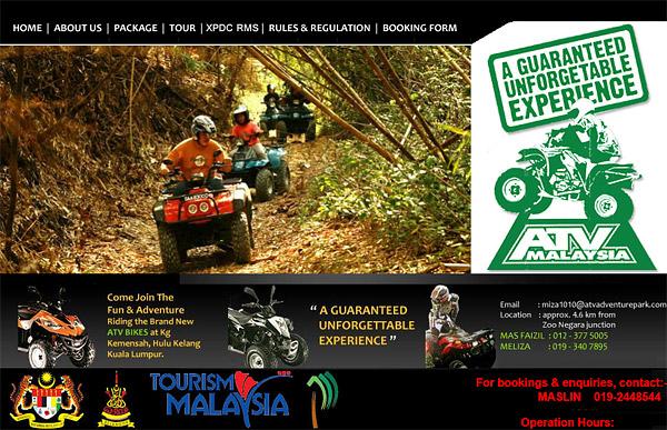 atv-adventures-park-kampung-kemensah-shamphotography