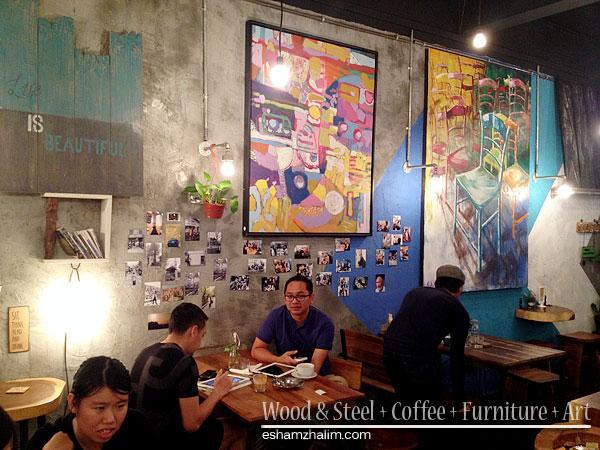 wood-and-steel-coffee-furniture-art-segmen-jom-ngopi-eshamzhalim-cafe-review