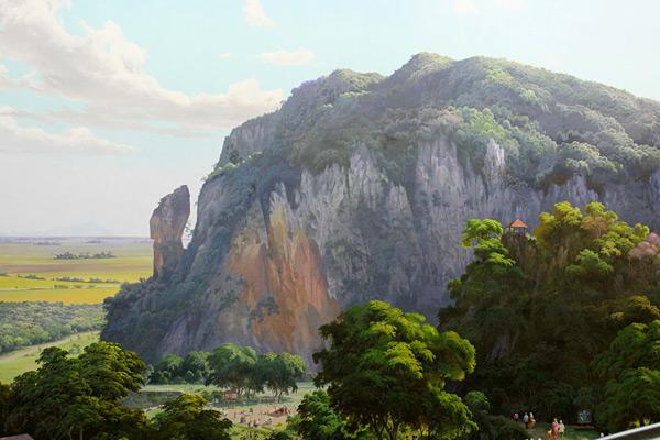 gunung-keriang-alor-setar-kedah-hiking-eshamzhalim-lukisan-kepala-gajah-gunung-keriang