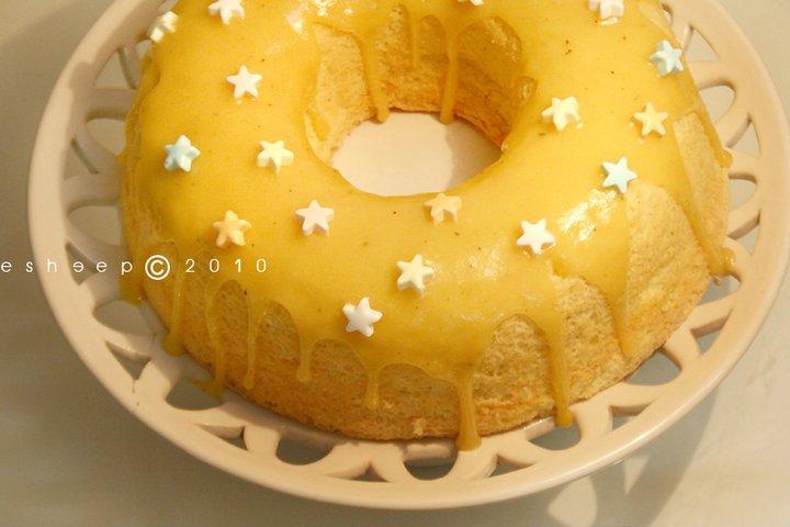PASSION FRUIT CHIFFON CAKE – AI YÊU BÔNG XỐP MỀM?
