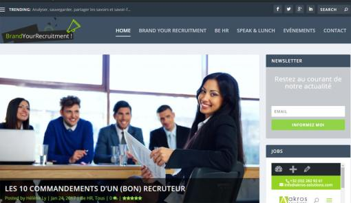 Brand Your Recruitment