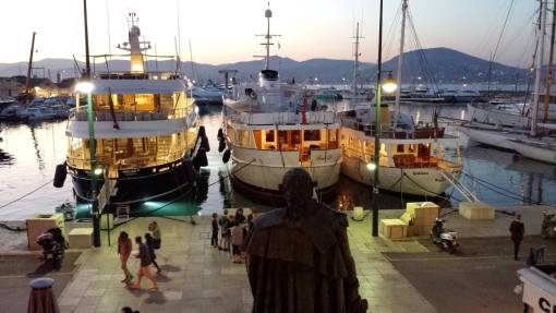 Marina port de plaisance