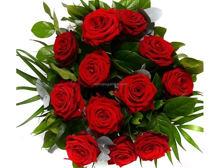 I love you Flowers   Love and Romance Flowers   eshopuganda com