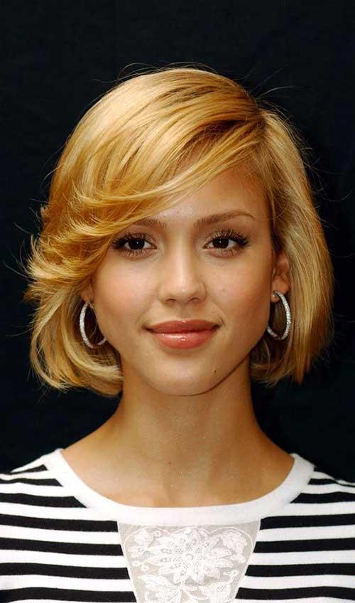 30 Best Jessica Alba Bob Hair Short Hairstyles