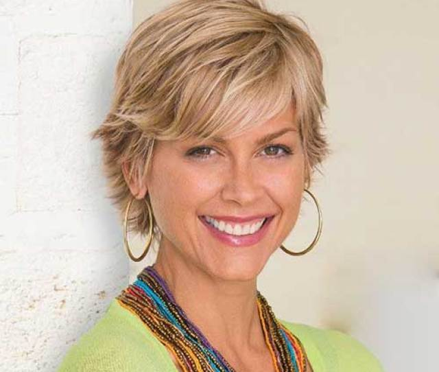 Good Short Haircuts For Women Over