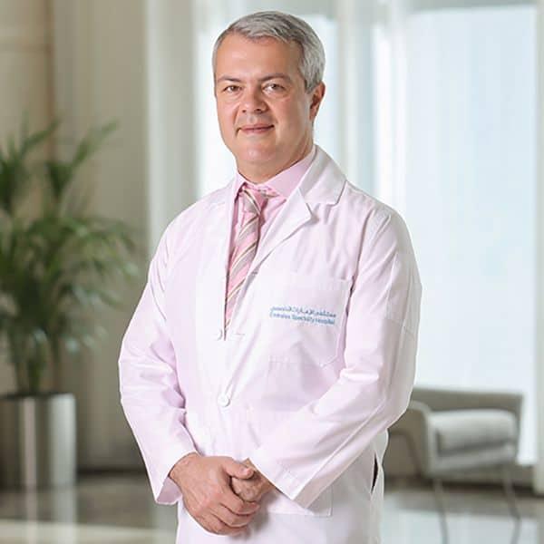 Dr. Charalampos Harris Zourelidis