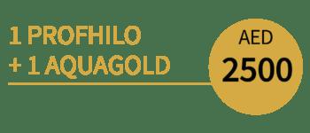 1 Profhilo + 1Aquagold