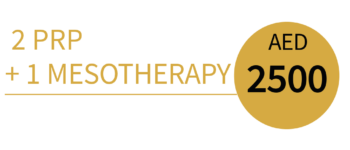 2 PRP 1 Mesotherapy