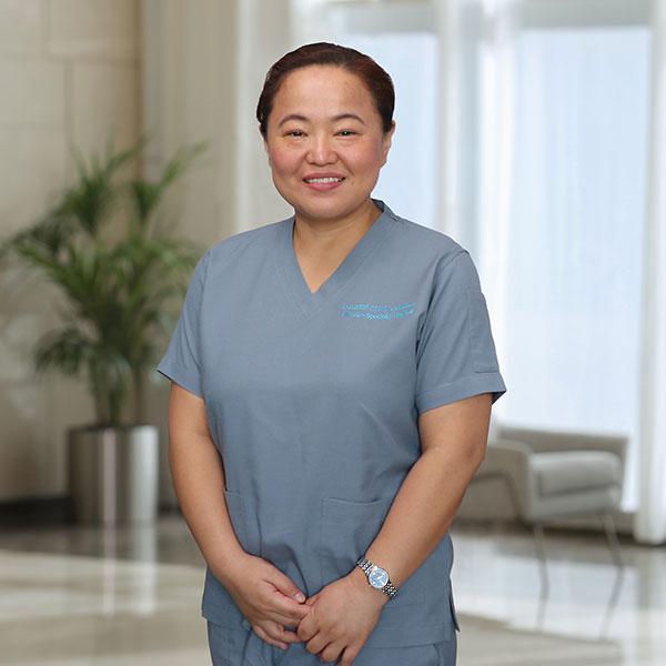 Ms. Cynthia Obrero