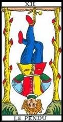 Tarot XII
