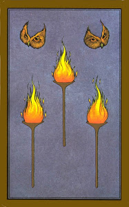 Signification des trois flambeaux