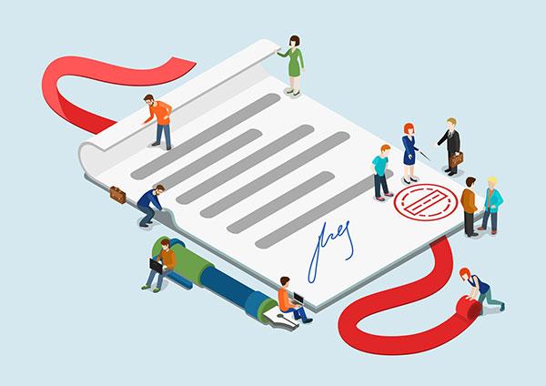 electronic signature or e-signature advantage