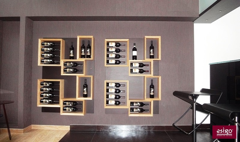 Decorative Wine Racks For Home