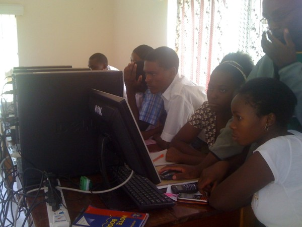 Basic Computer Training Class1