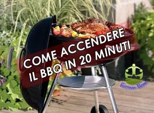 Come accendere un Barbecue in 20 minuti e senza sforzo.