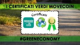 Certificati Green Movecoin, come funzionano?