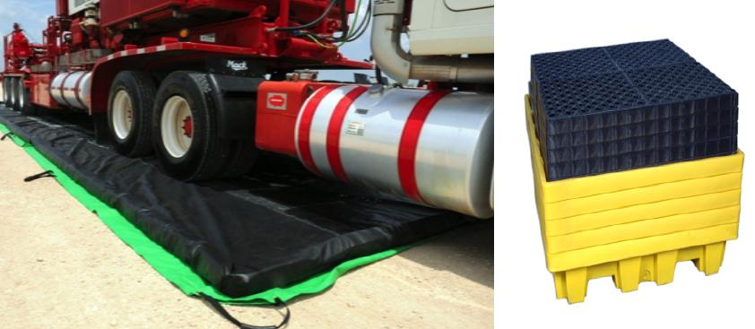 Spill Containment Distributor - ESI, UAE