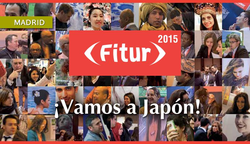 Presencia de Japón en FITUR 2015