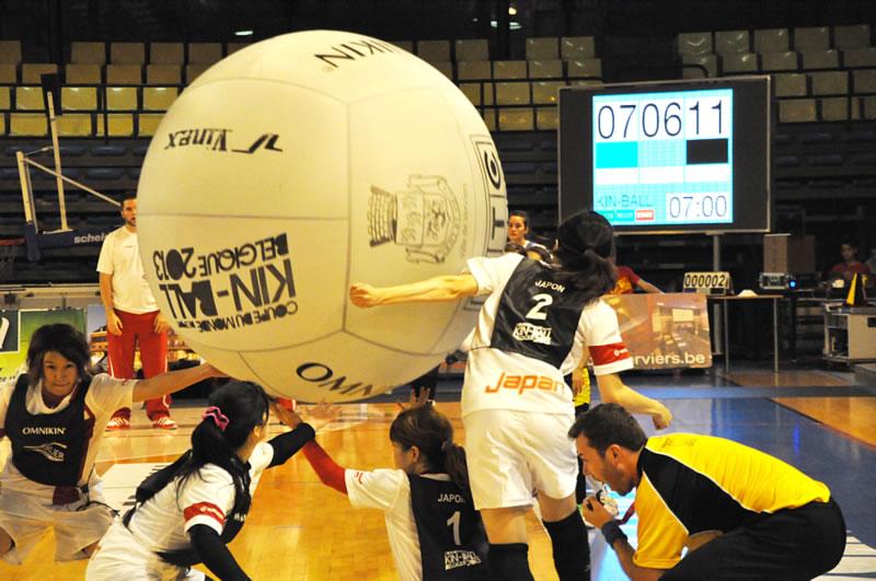 画像提供:一般社団法人 日本キンボールスポーツ連盟