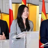 <!--:es-->Tres importadores de alimentos japoneses condecorados por el Embajador del Japón<!--:--><!--:ja-->スペインの日本食材・日本酒輸入業社三社に在外公館長表彰<!--:-->