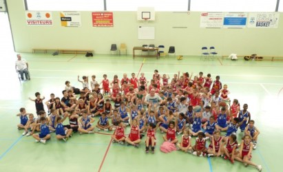 Tournoi Mini-Basket 2014