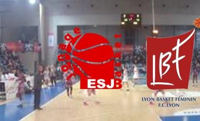 L'ESJ Basket fait équipe avec le Lyon Basket Féminin