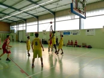 SG3 contre Bellecombe (9 mai 2015)