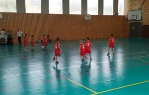 U9(1) contre Montluel (24 octobre 2015)
