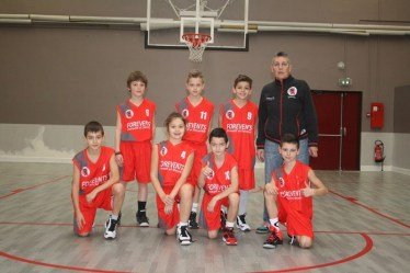 équipe U11-1