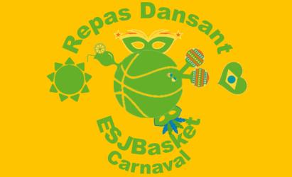 Repas dansant ESJ Basket 2017