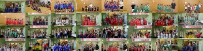 Tournois U9 U11 U13 : les photos