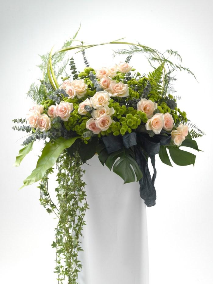 Deepest Faith Sympathy Flower | Condolence Flower | Eska Creative Gifting