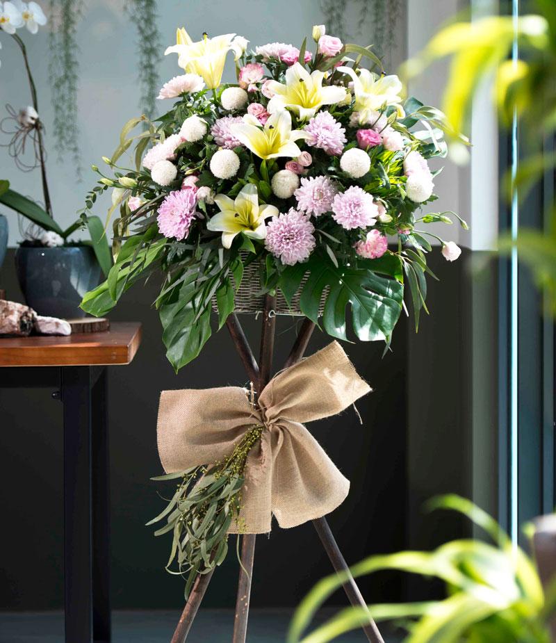 Condolence Flowers | Eska Creative Gifting